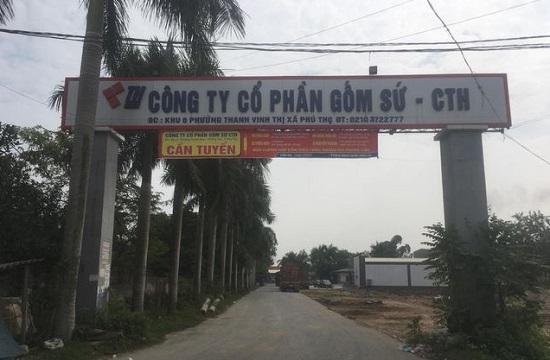 Vụ nước sạch sông Đà bị nhiễm bẩn: Thủ kho công ty gốm sứ Thanh Hà cung cấp dầu thải cho các nghi phạm - Ảnh 1
