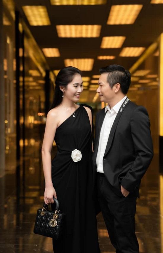 Chân dung người vợ Á hậu xinh đẹp, tài giỏi của Shark Phạm Thanh Hưng - Ảnh 3