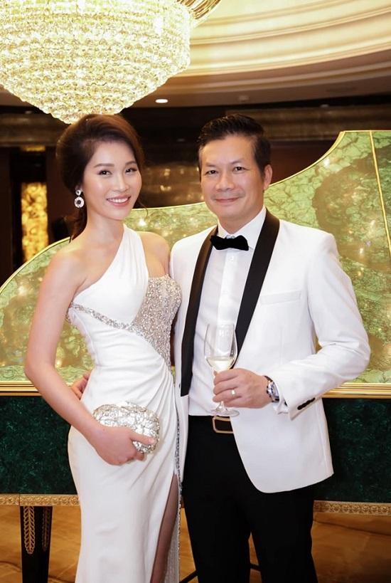 Chân dung người vợ Á hậu xinh đẹp, tài giỏi của Shark Phạm Thanh Hưng - Ảnh 4