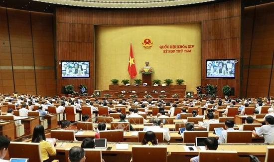 Kỳ họp thứ 8, Quốc hội khóa XIV: Đổi mới công tác xây dựng, quản lý đội ngũ cán bộ, công chức, viên chức - Ảnh 1