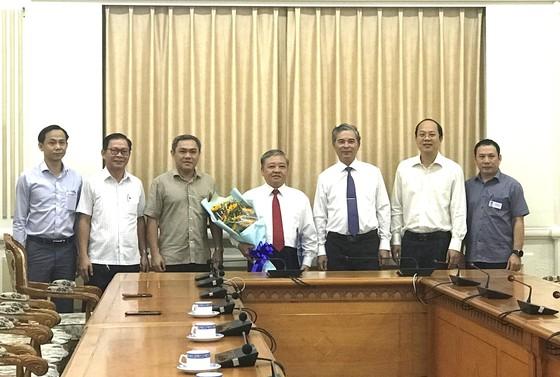 Hà Tĩnh, TP.HCM bổ nhiệm nhân sự mới - Ảnh 1