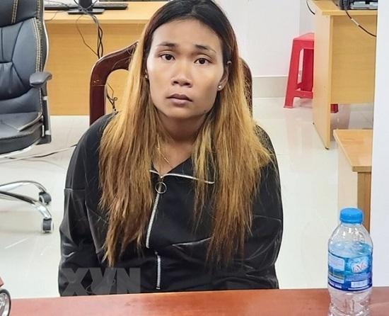 Bắt nữ quái táo tợn giấu 5kg ma túy đá trong vali từ Campuchia về Việt Nam - Ảnh 1