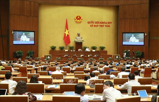 Nâng cao hiệu quả trong tổ chức và hoạt động của Quốc hội - Ảnh 1