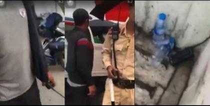 """Hưng Yên: Xác minh thông tin đối tượng đe dọa người dân xóa clip làm việc với CSGT vì """"miếng cơm, manh áo"""" - Ảnh 1"""