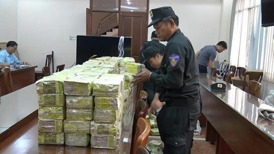 Con đường sa ngã của cựu công an buôn ma túy tổng hợp xuyên quốc gia - Ảnh 1
