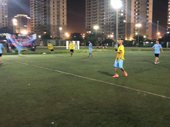 Báo Đời sống& Pháp luật giao hữu bóng đá với CLB Gold Star  - Ảnh 4