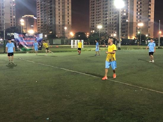 Báo Đời sống& Pháp luật giao hữu bóng đá với CLB Gold Star  - Ảnh 5
