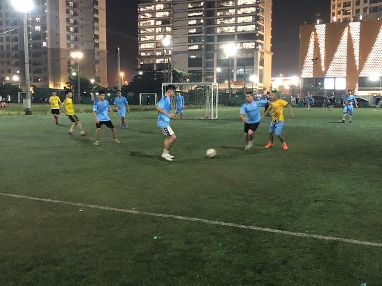 Báo Đời sống& Pháp luật giao hữu bóng đá với CLB Gold Star  - Ảnh 6