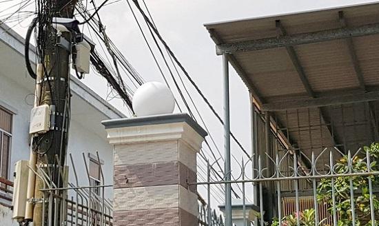 Ủy viên Ban Thường vụ Tỉnh ủy Sóc Trăng đã hoàn tiền ngân sách lắp camera tại nhà riêng - Ảnh 1