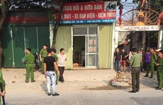 Tin tức thời sự mới nóng nhất hôm nay 11/11/2019: Ra Hà Nội ăn cưới, nam thanh niên bị chém tử vong - Ảnh 1