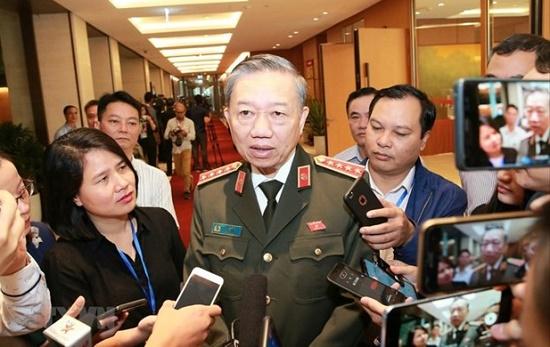Bộ trưởng Tô Lâm lên tiếng vụ Thượng úy công an nghi đánh nhân viên trạm dừng nghỉ - Ảnh 1