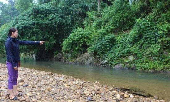 Nghệ An: Xuống khe suối nhặt bóng, bé trai 2 tuổi bị nước cuốn tử vong thương tâm - Ảnh 1