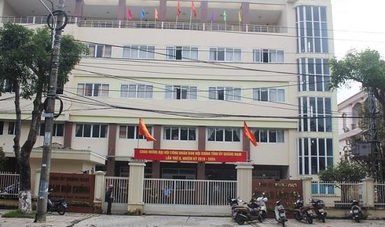 Cán bộ Ủy ban Kiểm tra tỉnh ủy Quảng Nam tử vong tại trụ sở - Ảnh 1