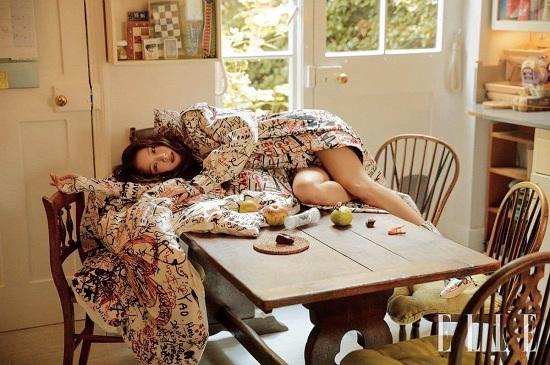 """Nhan sắc """"không phải dạng vừa đâu"""" của """"nữ thần"""" nhà YG trong bộ ảnh tạp chí mới - Ảnh 4"""