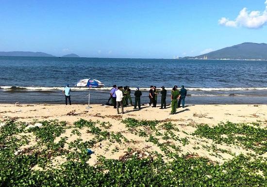 Đà Nẵng: Đang câu cá, hoảng hốt phát hiện thi thể nữ giới trôi trên biển - Ảnh 1