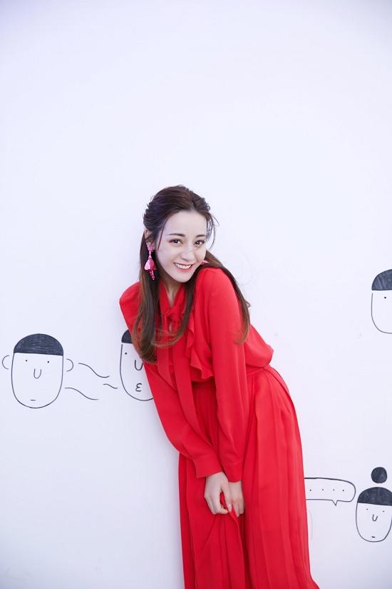 Ảnh hậu trường đẹp xuất sắc của Địch Lệ Nhiệt Ba gây sốt mạng xã hội - Ảnh 8