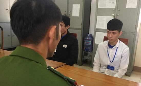 Lời khai của thiếu niên 17 tuổi đâm bạn thấu bụng sau giờ tan học ở Hà Tĩnh - Ảnh 1