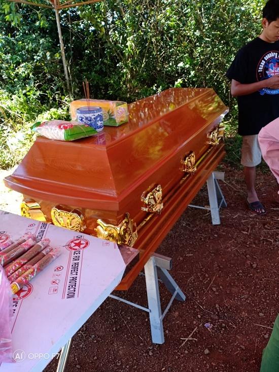 Đắk Nông: Nghi án thai phụ 18 tuổi bị chồng sát hại, dìm xuống hồ phi tang - Ảnh 1