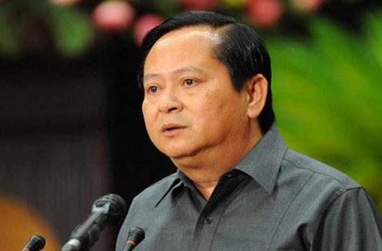 Xét xử cựu Phó Chủ tịch UBND TP.HCM Nguyễn Hữu Tín trong tháng 11 - Ảnh 1