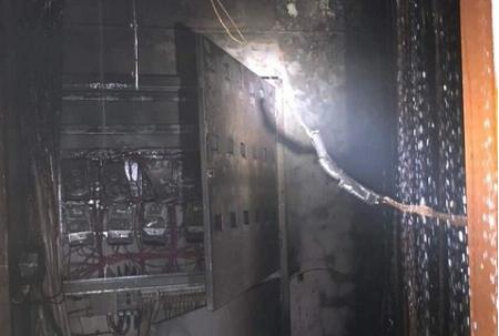 Nghệ An: Cháy chung cư lúc rạng sáng, hàng trăm người dân hoảng loạn chạy thoát thân - Ảnh 1