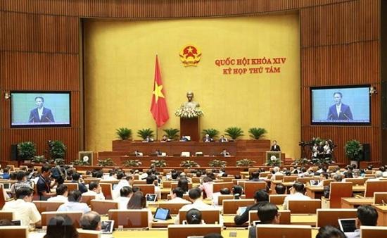 Bộ trưởng các Bộ Công thương và Nội vụ trả lời chất vấn - Ảnh 1