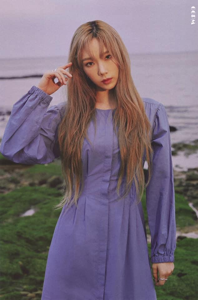 """Comeback cực chất cùng """"Spark"""", Taeyeon khiến fan """"đứng ngồi không yên"""" bởi nhan sắc đỉnh cao - Ảnh 2"""