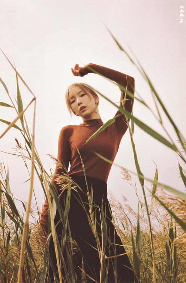 """Comeback cực chất cùng """"Spark"""", Taeyeon khiến fan """"đứng ngồi không yên"""" bởi nhan sắc đỉnh cao - Ảnh 3"""