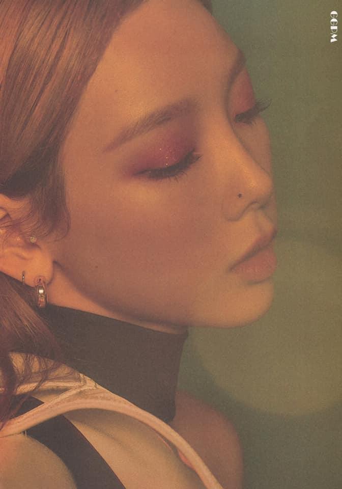 """Comeback cực chất cùng """"Spark"""", Taeyeon khiến fan """"đứng ngồi không yên"""" bởi nhan sắc đỉnh cao - Ảnh 7"""