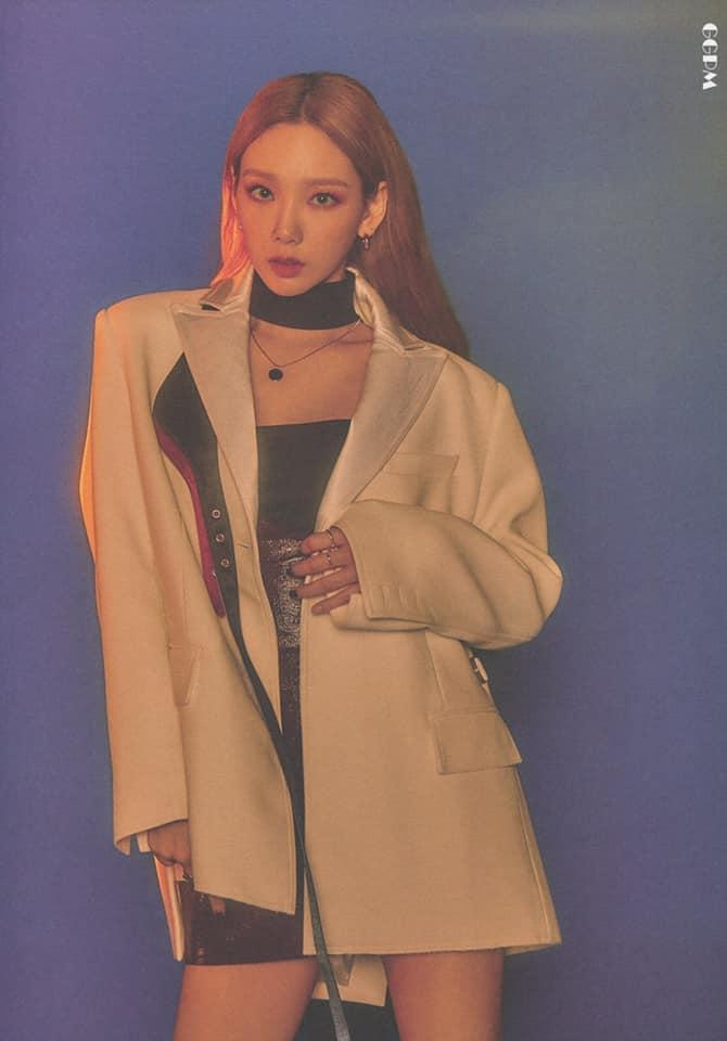 """Comeback cực chất cùng """"Spark"""", Taeyeon khiến fan """"đứng ngồi không yên"""" bởi nhan sắc đỉnh cao - Ảnh 8"""