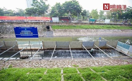 Lùm xùm việc xử lý ô nhiễm sông Tô Lịch: JEBO nhận sai và xin lỗi Chủ tịch Nguyễn Đức Chung - Ảnh 1