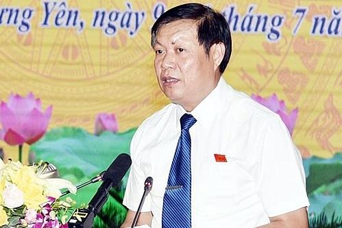 Điều động Chủ tịch HĐND tỉnh Hưng Yên giữ chức Thứ trưởng bộ Y tế - Ảnh 1
