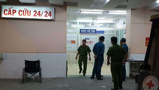 Vụ nổ súng tại bệnh viện Trưng Vương: Bệnh nhân có dấu hiệu trầm cảm nặng - Ảnh 1