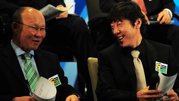 HLV Park Hang-seo giới thiệu HLV trưởng người Hàn cho đội tuyển Indonesia - Ảnh 1