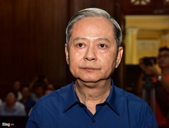 Cựu Phó Chủ tịch UBND TP.HCM Nguyễn Hữu Tín: Tôi không có động cơ, lợi ích riêng tư - Ảnh 1
