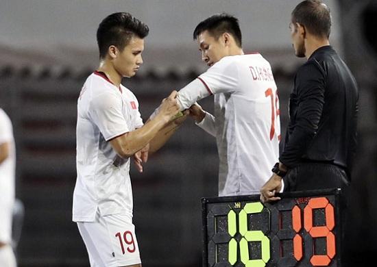 Quang Hải gặp chấn thương trước trận gặp U22 Thái Lan: Phương án nào để U22 Việt Nam chiến thắng? - Ảnh 1
