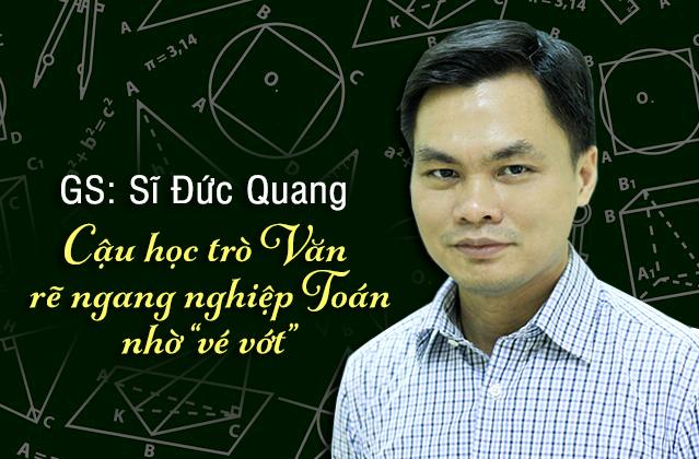 """Tân giáo sư trẻ nhất năm 2019: Cậu học trò chuyên văn rẽ sang """"nghiệp toán"""" nhờ """"vé vớt"""" - Ảnh 1"""