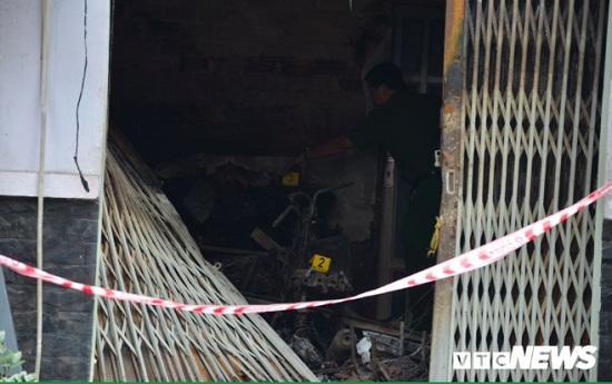 Vụ cháy 3 người chết ở TP. Hồ Chí Minh: Tiếng kêu cứu lịm dần rồi tắt hẳn sau tiếng nổ lớn - Ảnh 1