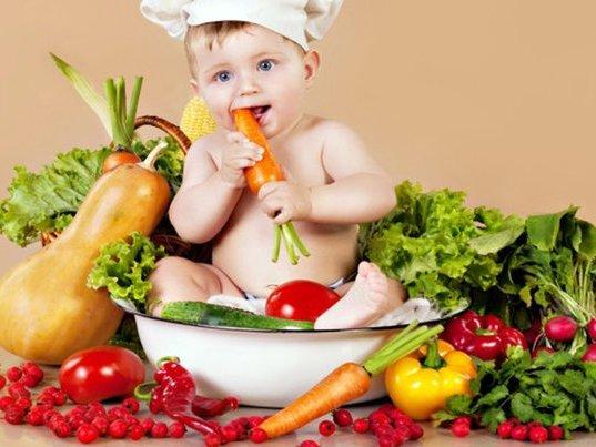 """5 loại trái cây tốt cho hệ tiêu hóa của bé các """"mẹ bỉm sữa"""" nên thuộc nằm lòng - Ảnh 1"""