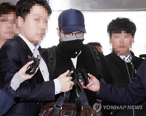 Cháu trai chủ tịch tập đoàn Hyundai bị bắt vì cáo buộc dính líu đến ma túy - Ảnh 1