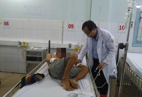Ngộ độc cá nóc, 4 người trong gia đình nhập viện trong tình trạng nguy kịch - Ảnh 1