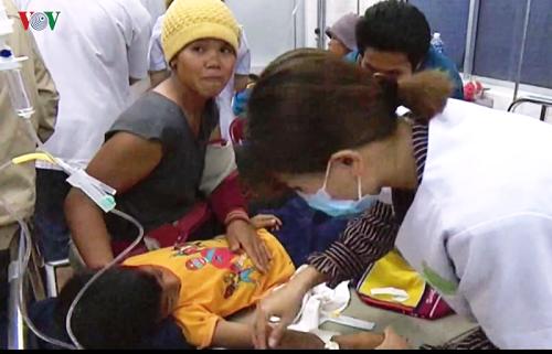 Vụ ngộ độc tập thể sau tiệc cưới ở Lâm Đồng: 133 bệnh nhân đã xuất viện - Ảnh 1