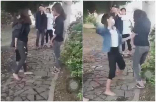 Lời nói lạnh lùng của nữ sinh đánh bạn dã man rồi quay clip tung lên mạng xã hội ở Quảng Bình - Ảnh 1