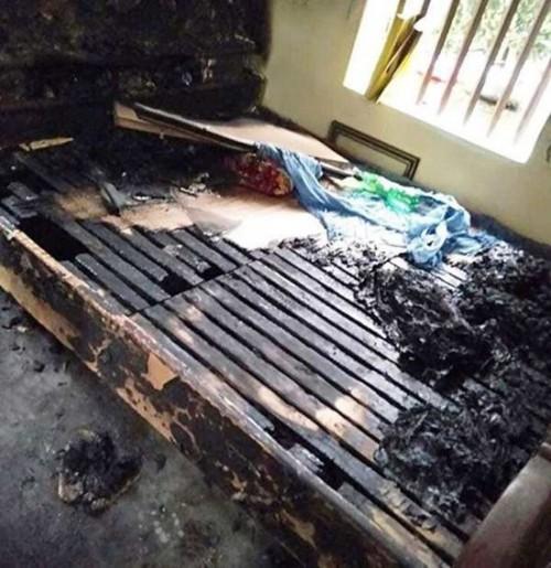 Tin tức thời sự 24h mới nhất ngày 3/5/2019: Nghi án con gái tẩm xăng đốt bố mẹ trong đêm - Ảnh 2