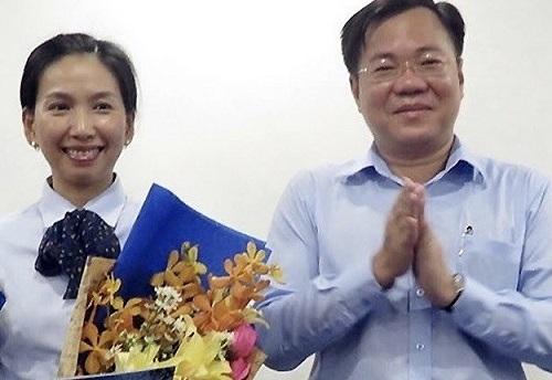 Vụ đại án Sadeco: Công an TPHCM thông tin lý do bắt bà Hồ Thị Thanh Trúc - Ảnh 1