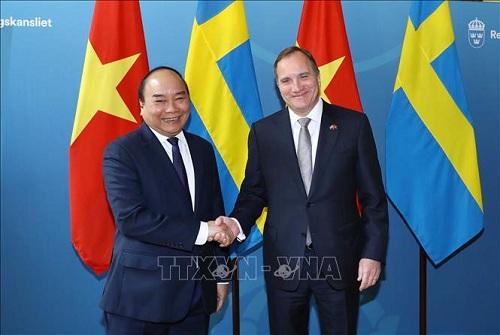 Phát triển quan hệ thương mại - đầu tư giữa Việt Nam và Thụy Điển tương xứng tiềm năng - Ảnh 1