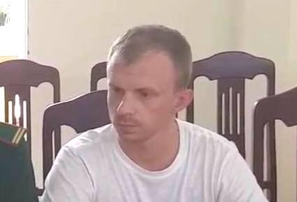 Bắt giữ đối tượng bị Interpol truy nã khi đang nhập cảnh vào Việt Nam - Ảnh 1
