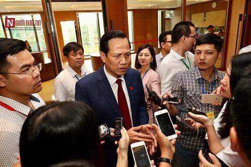 """Bộ trưởng Đào Ngọc Dung: """"Không thể không điều chỉnh tăng tuổi nghỉ hưu"""" - Ảnh 1"""