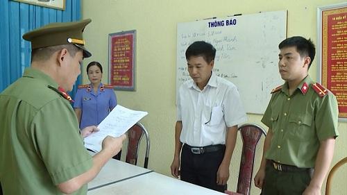 Vụ gian lận thi cử ở Sơn La: Các bị can liên tục thay đổi lời khai - Ảnh 1