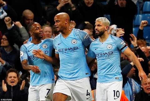 Thắng nhọc nhằn Leicester, Man City tiến sát ngôi vương Premier League - Ảnh 2