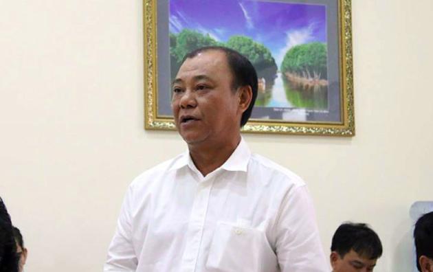 Đình chỉ công tác Tổng giám đốc SAGRI Lê Tấn Hùng - Ảnh 1